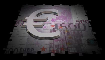 500 eur puzzles