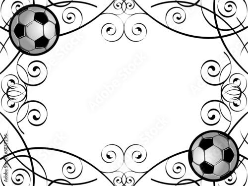 Soccer Frame\
