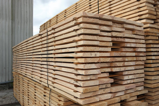 Kiln-Dried Timber