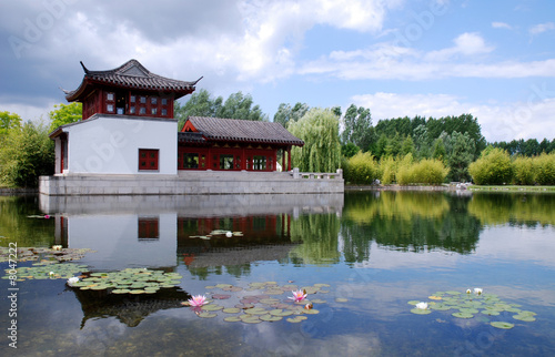 Chinesisches haus stockfotos und lizenzfreie bilder auf for Traditionelles chinesisches haus