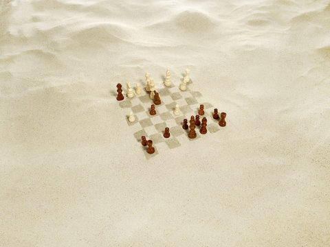 beach chess 2