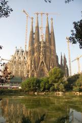Sagrada Família Antoni Gaudí