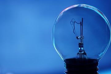 fused light bulb