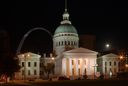 St Louis - Old Courthouse