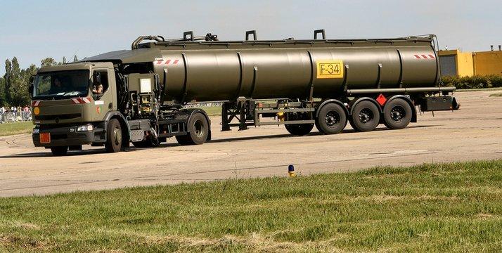 Transport de carburant