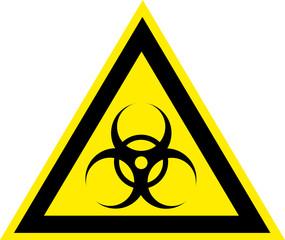 Schild Biohazard, Bio