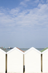 Cabanes de plage