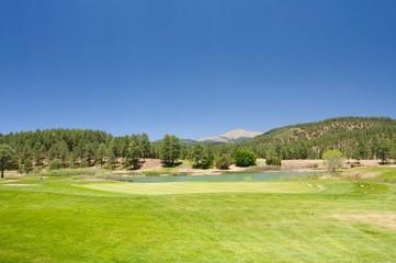 Fotobehang Golf Arizona golf course