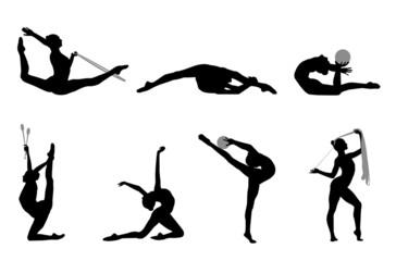 Gymnastique Rythmique 2 SR
