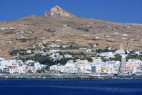 Tinos Island Town