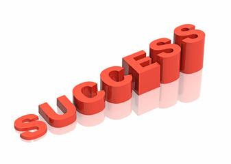 Word success as a ladder