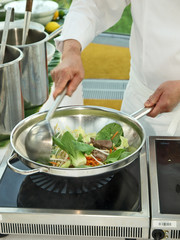 front cooking trends, gastronomie