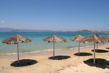 Beach, Naxos, Greece