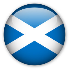 Scottish flag button