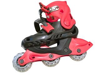 Isolated roller-skates