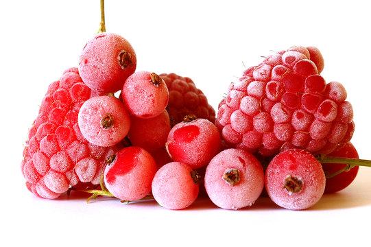 Roter Beerenmix