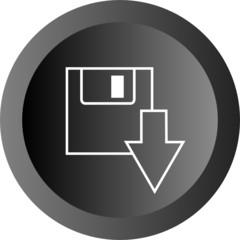 Download button (dark grey)