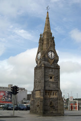 Clock Tower, Waterford City, Ireland.