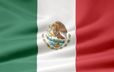 Mexikanische Flagge