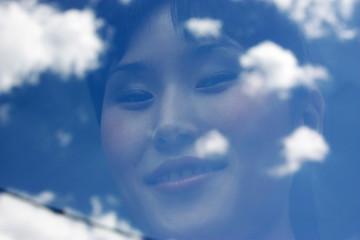 sky person