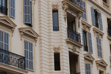 façade charme
