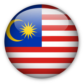 Malaysian flag button
