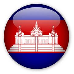 Cambodian flag button