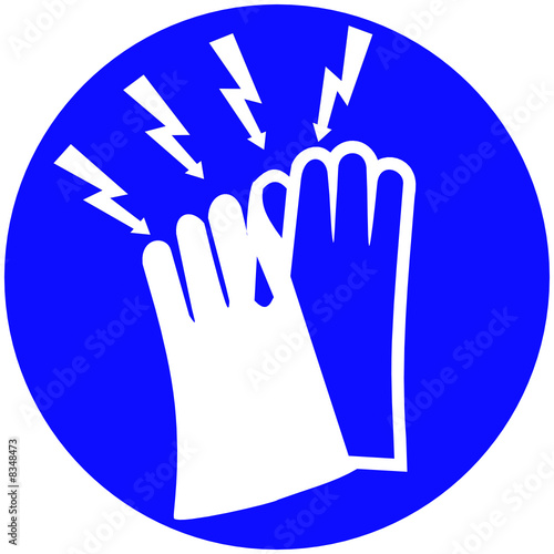 Wear Electrical Gloves Stock Image And Royalty Free Vector Files On