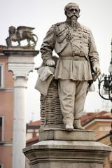 Piazza Vittorio Emanuele II in Rovigo - Veneto