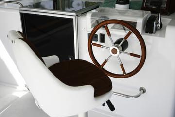 Sea Yacht Cockpit