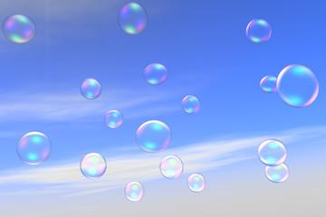 Bubbles soap