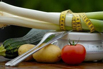 légumes et diététique