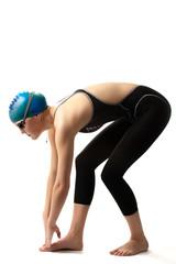 .beautiful swimmer