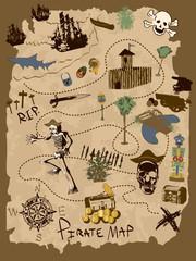 Pirate Map!