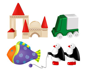 toys - set  4