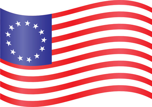 Colonial Flag, United States