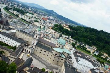 Salzburg aus eigenwilliger Sicht