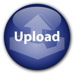 """Upload"" button (blue)"