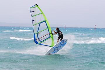 Winsurf in Sardegna