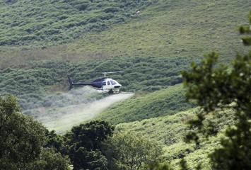 Crop Sprayer Duster Helicopter
