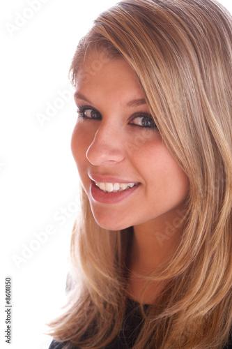 portrait h bsche frau stockfotos und lizenzfreie bilder auf bild 8601850. Black Bedroom Furniture Sets. Home Design Ideas