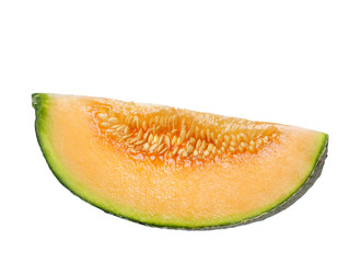 rock melon slice
