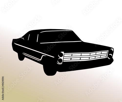 us oldtimer retro illustration stockfotos und lizenzfreie vektoren auf bild 8624886. Black Bedroom Furniture Sets. Home Design Ideas