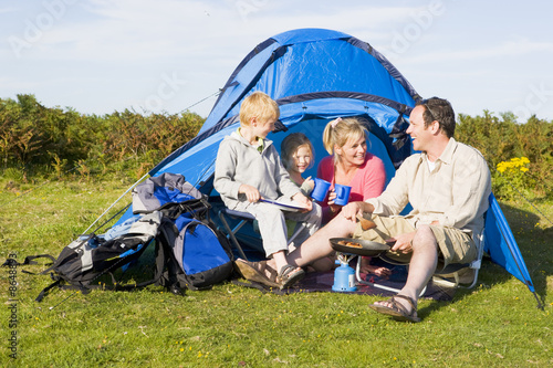 camping with family Shop camping tents for sale from dick's a tent to take on a long backpacking expedition will require a different tent that you might use on a family camping trip.