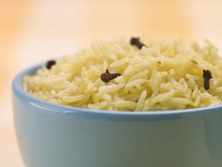 Bowl of Pilau Rice