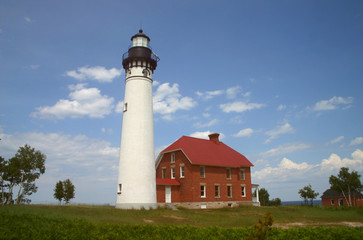 Sable Point Lighthouse