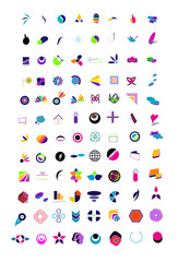 Very Large set of Vector Logos