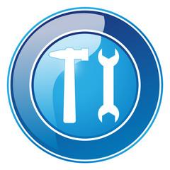 Werkzeug - Button