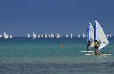 Primavela sailing young championship