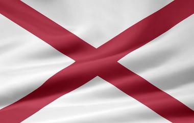 Alabama Flagge
